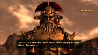 Fallout: New Vegas - Max Speech Final Boss (Lanius)