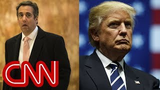 CNN obtains secret Trump-Cohen audio recording