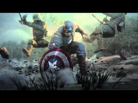 Видео № 0 из игры Первый мститель: Супер солдат [3DS]