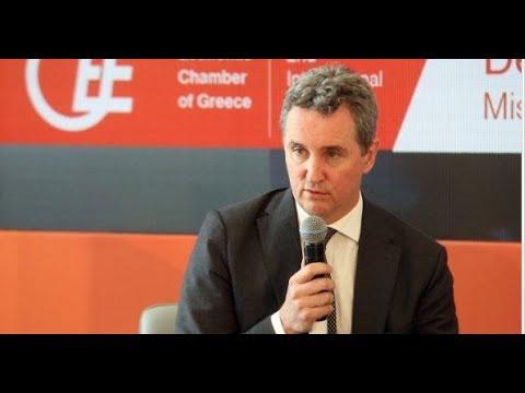 Ντέκλαν Κοστέλο: Οι Ευρωπαίοι να τηρήσουν τις δεσμεύσεις τους για το χρέος