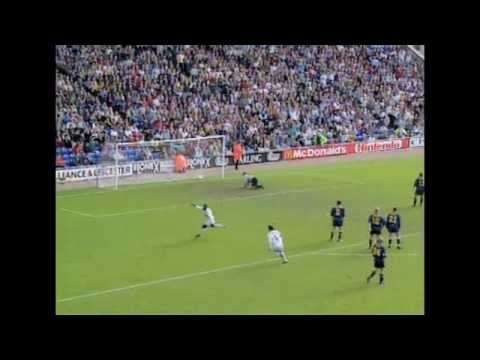 Video: Yeboah's goal voted second best goal in Premier league history