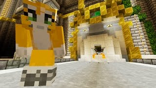 Minecraft Xbox - The Lost Sword - Navigating Nugget {6}