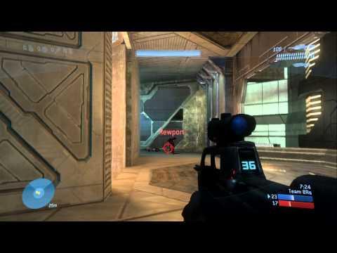 Halo 3 The Master Chief Collection 4v4 Team Slayer Sandbox