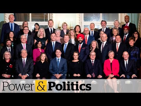 Trudeau cabinet grows with 7 new faces | Power & Politics