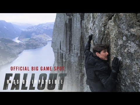 Mission: Impossible - Fallout Mission: Impossible - Fallout (TV Spot 'Big Game')