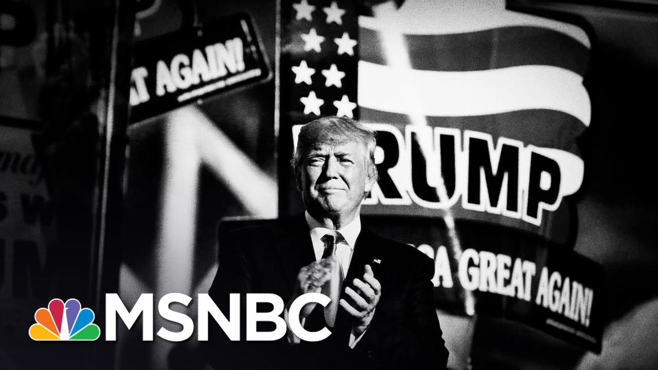 Donald Trump Campaign Counselor On Final Night Of RNC | MSNBC thumbnail
