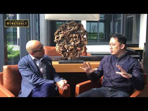 Ep 1-1 How did Luigi's Wines owner Looi Wan Teng get started in his passion for wines