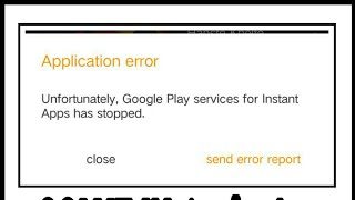 google play services for instant apps has stopped - TH-Clip