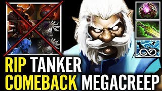 MEGACREEPS COMEBACK IS REAL!!! - late game Zeus Still Strong Dota 2 gameplay
