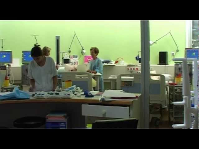 Découverte de la Dialyse et de la Néphropédiatrie au CHRU de Montpellier