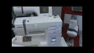 Швейная машина Janome 423S от компании F-Mart - видео