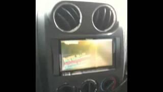 AVIC Z110 parking brake bypass