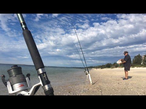 How To Tie Beach Fishing Rig – DIY – Fishing Tips – Thẻo Câu Bãi Biển