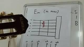 1 Hafta Da Kolay Ve Hızlı Gitar Öğrenme- 1.DERS