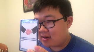 when you have a REALLY good turn in a card game