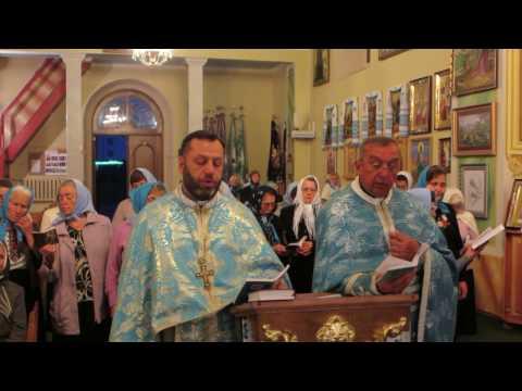 Молитва в пресвятой богородице перед родами