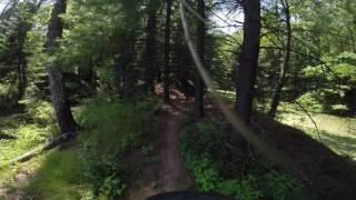 KA-BAR Trail, Griffin Bike Park start to Summer '17 end