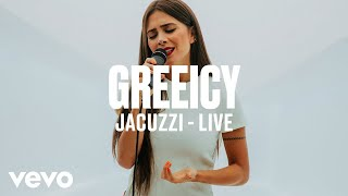Greeicy   Jacuzzi (Live) | Vevo DSCVR ARTISTS TO WATCH 2019