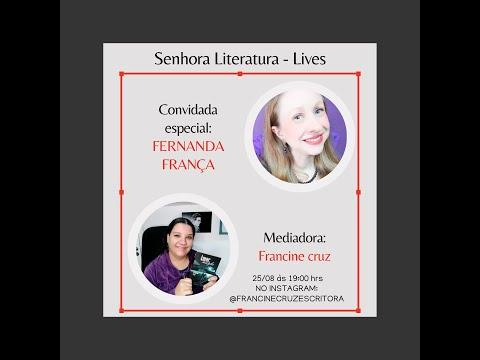 Entrevista com a escritora Fernanda França