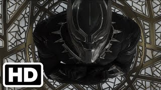Black Panther Trailer #2 (2018) Chadwick Boseman