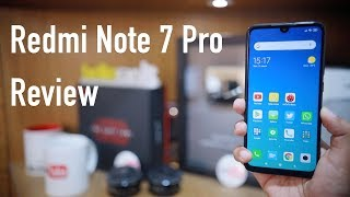 Xiaomi Redmi Note 7 Pro Review with It's Pros & Cons