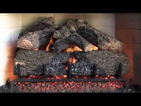 Peterson Charred Oak Gas Logs