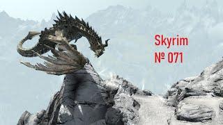 Skyrim серия 71 Загадки школы разрушения