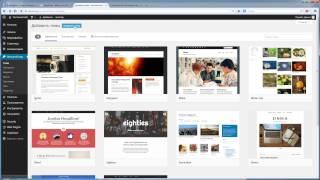 Темы оформления WordPress. Краткое руководство.