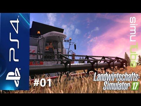 PS4 |LS17 Los geht´s #01 ► Let´s Play German HD