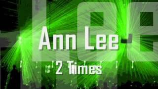 Ann lee - 2times