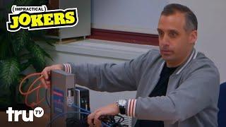 Impractical Jokers: Inside Jokes - Joe the Internet Salesman | truTV