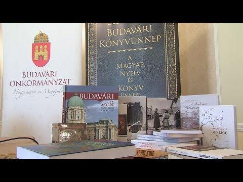 A Magyar Nyelv és a Magyar Könyv Ünnepe 2018 - sajtótájékoztató - video preview image