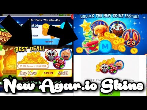Agario Mobile//New Hacked Skins//Transformer WannaBe Skins