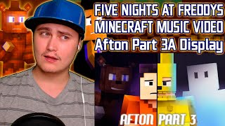 five nights at freddys 1 song minecraft animation - TH-Clip
