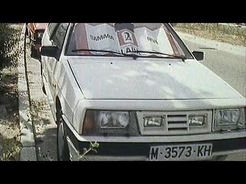 «Лада». Советские автомобили в Испании 5.08.1990
