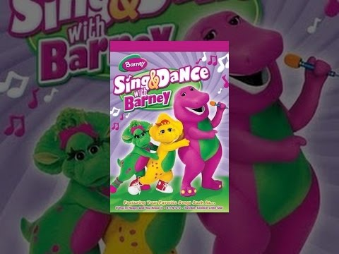 barney sing amp dance with barney
