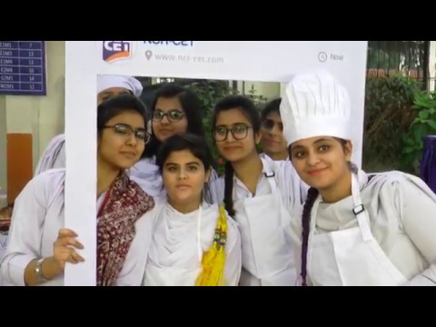 NCR-CET Cooking Comeptition 2017