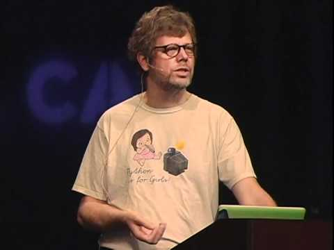 Image from Keynote: Guido Van Rossum