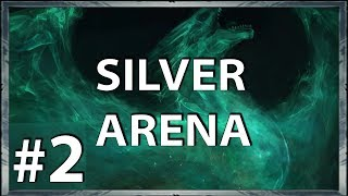 Gwent: The Witcher Card Game - Special Silver - Arena mode Gameplay Part 2