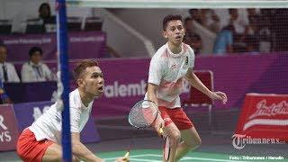 Fajar/Alfian Menuju Perempat Final, Bertemu Juara Dunia 2018