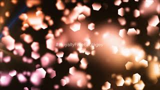 light leaks - bokeh effects | particles overlays video | abstract background | Royalty Free Footages