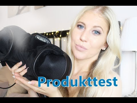 Produkttest Massagegerät TOP-PRODUKT  | BelleLu