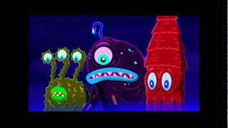 Spongebob de movie - Mannenlied