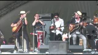 Poor ol' Broken Hearted Me ... The Trews from Vancouver Island Musicfest 2016