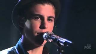 Sam Woolf performs We Are Young - American Idol Season 13 Top 10