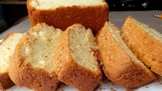 HOMEMADE COCONUT CAKE RECIPE