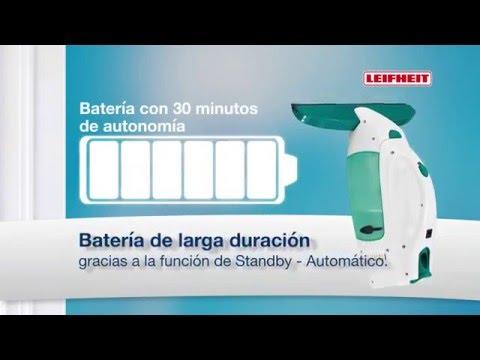 Leifheit Aspirador de ventana (Spanish)