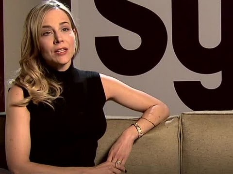 Defiance - Julie Benz and Grant Bowler Video Interviews