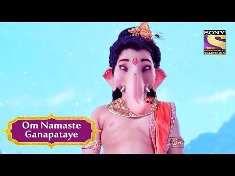 Om Namaste Ganpataye | Ganpati Shlok | Vighnaharta Ganesh
