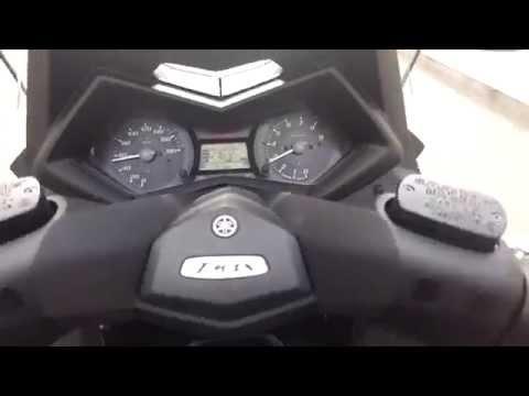 TMax 530 ABS 2015 TURBO oscillazioni,vibrazioni al manubrio,Shimming